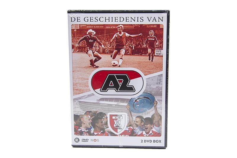 DVD de Geschiedenis van AZ