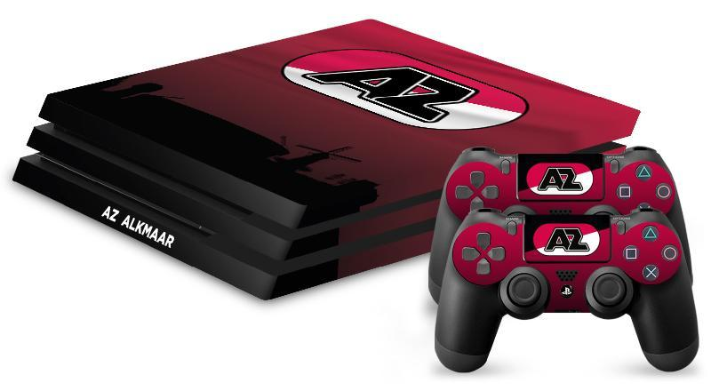 PS4 Pro Console Skin