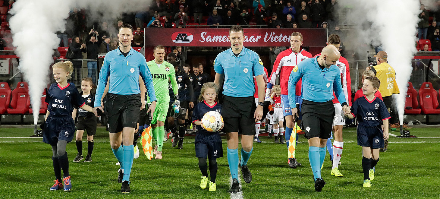 Waaghalzen AZ - Willem II