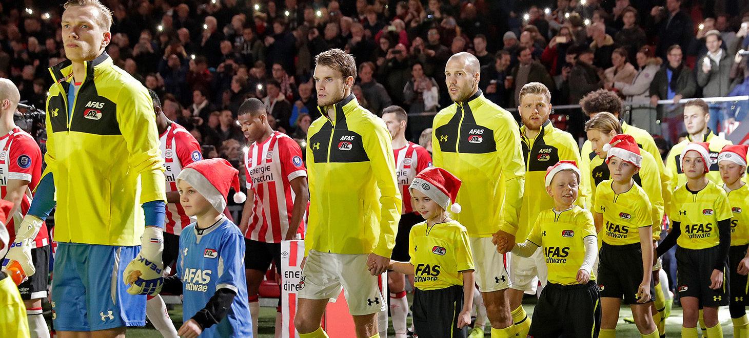 Waaghalzen PSV - AZ