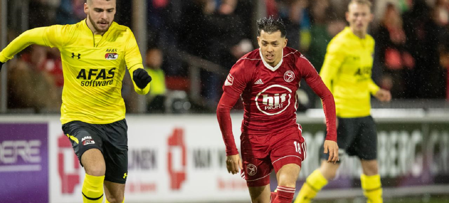 Onnodig verlies Jong AZ in Almere