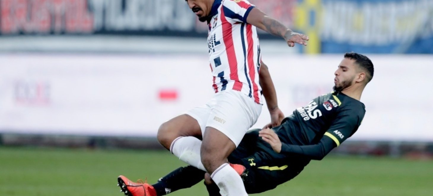 AZ defeated by Willem II