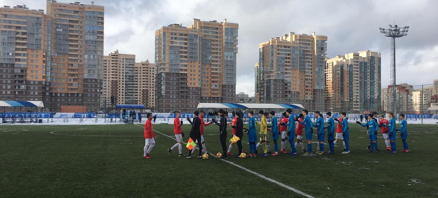 AZ Jeugd wint Dmitri Besov Cup