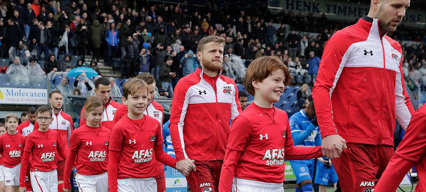 Waaghalzen PEC Zwolle - AZ