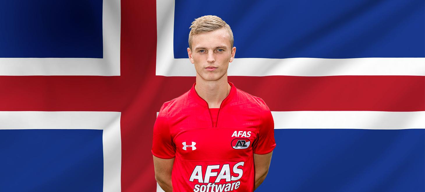 Gudmundsson opgeroepen voor IJsland