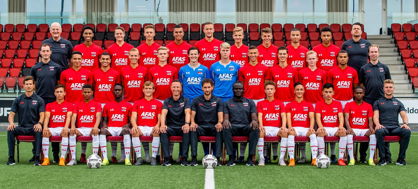 AZ Onder 19 verliest bij Feyenoord