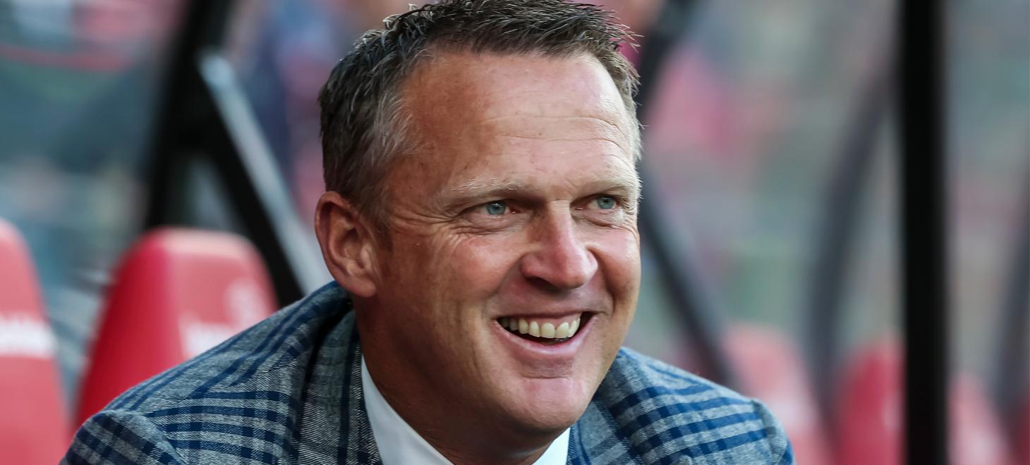 Van den Brom: 'Heeft zeker consequenties'