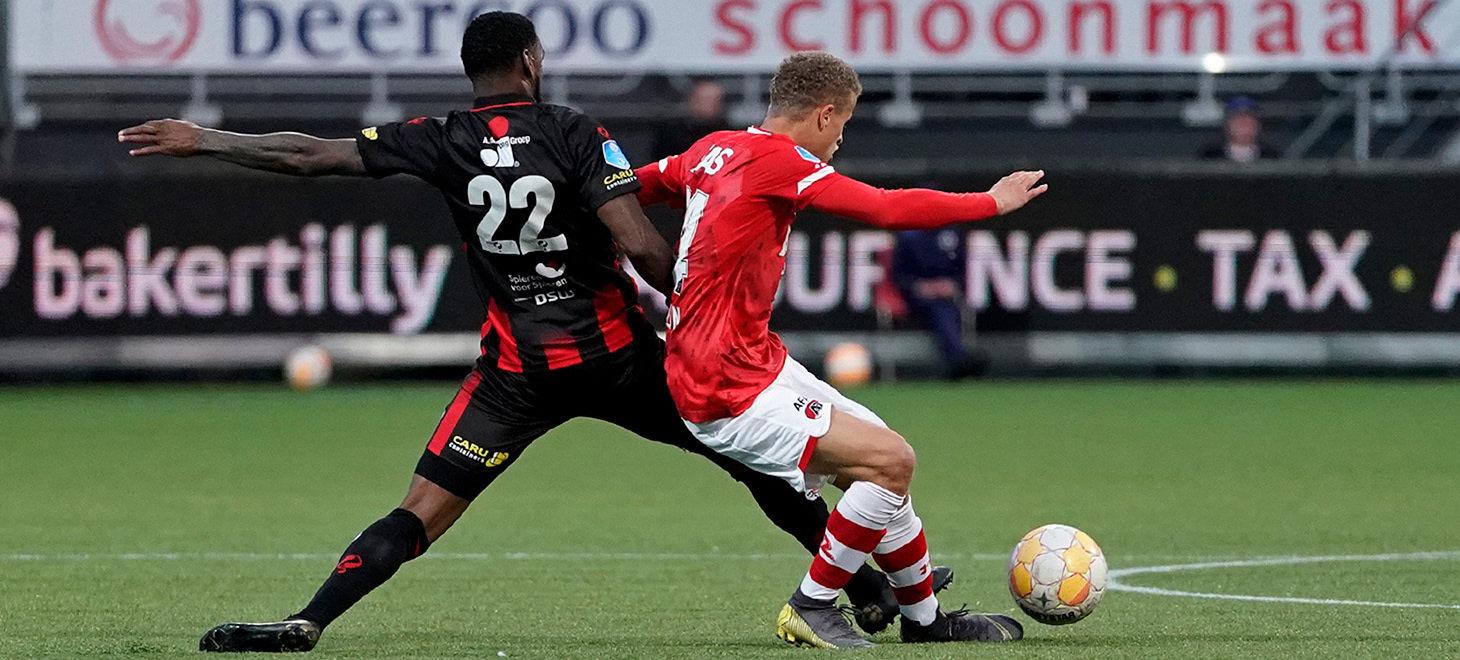 Oefencampagne Jong AZ start in Schagen
