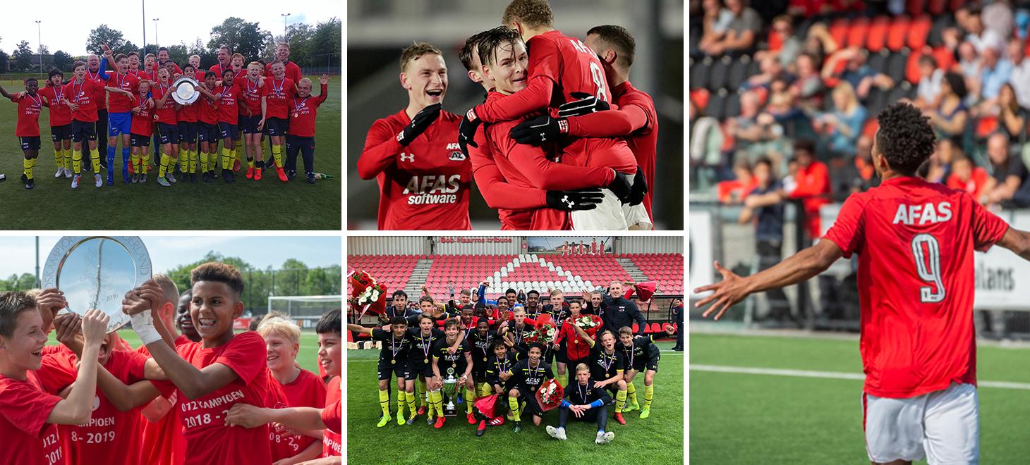 Eindbalans AZ Jeugd (2018-2019)