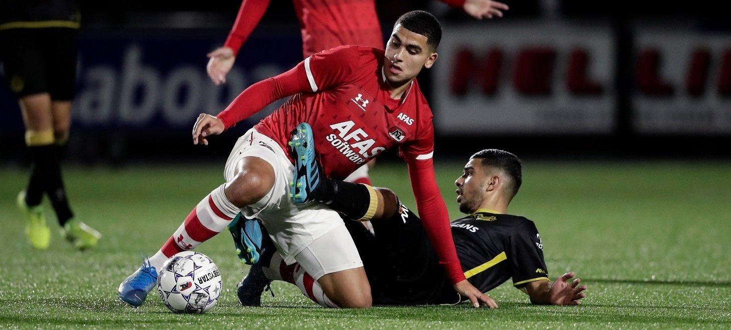 Jong AZ speelt gelijk tegen Den Bosch