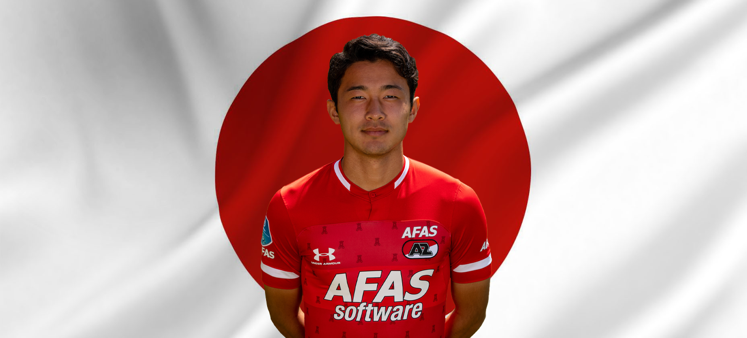 Sugawara in selectie Jong Japan