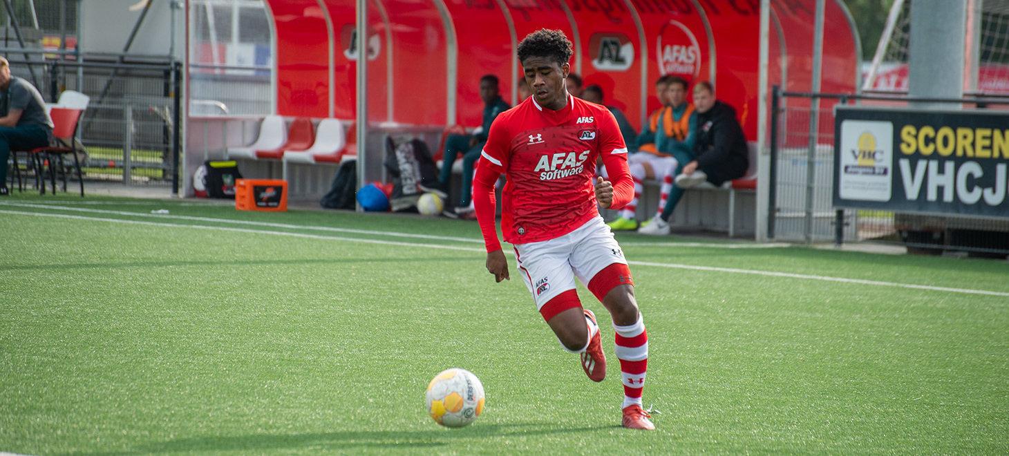 AZ Onder 17 verliest van Feyenoord