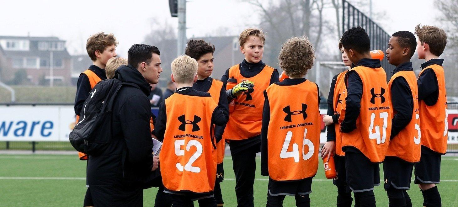 'Helden van morgen' op Voetbalschool Toernooi