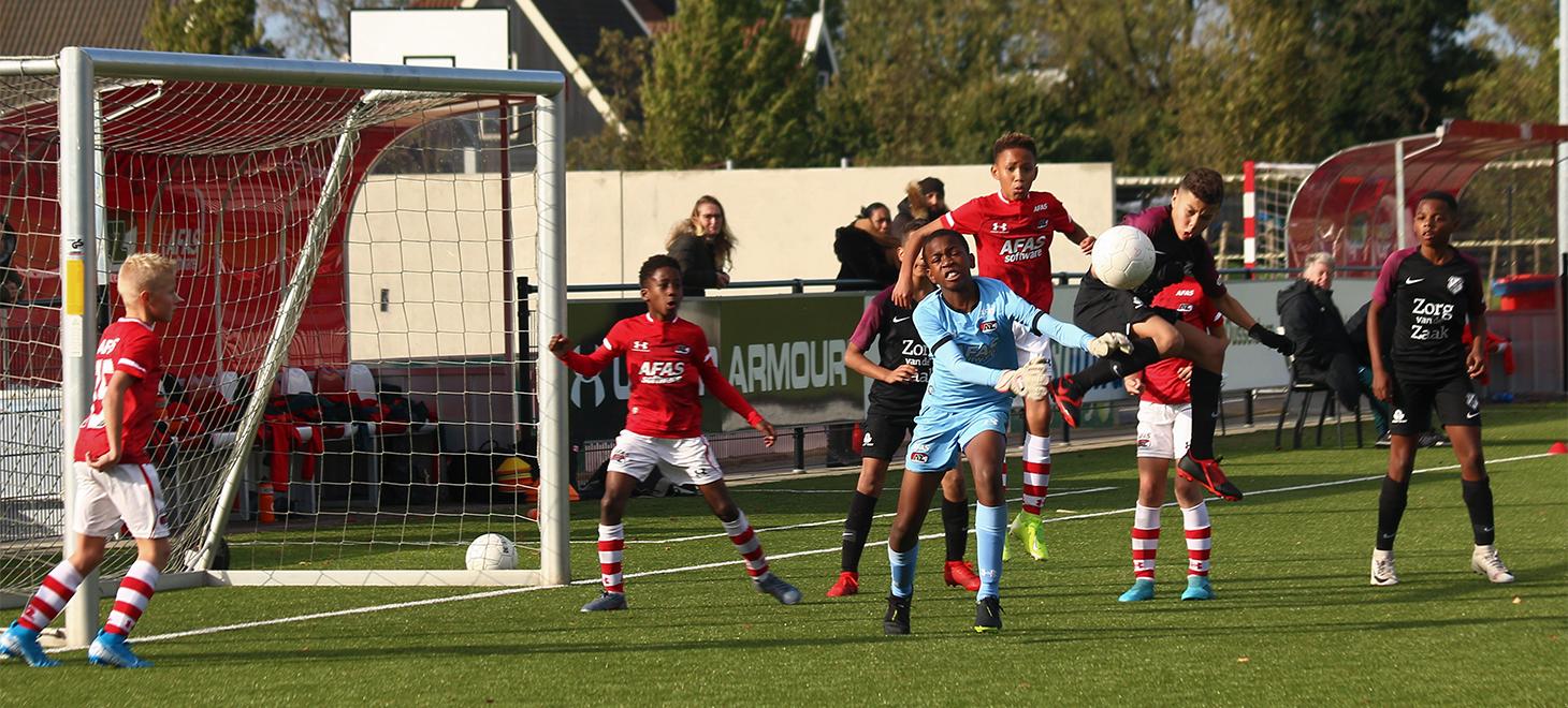 'Laks' AZ Onder 11 langs Utrecht