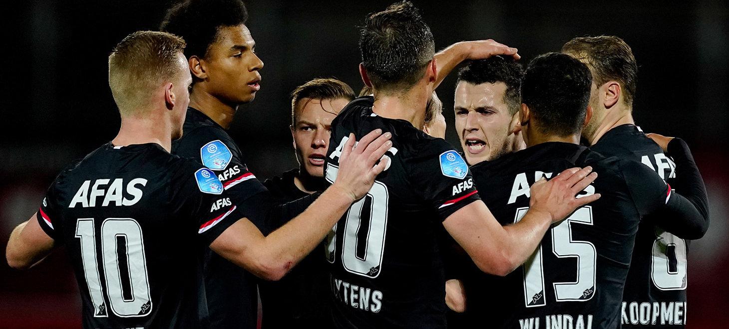 AZ wint ook in Zwolle