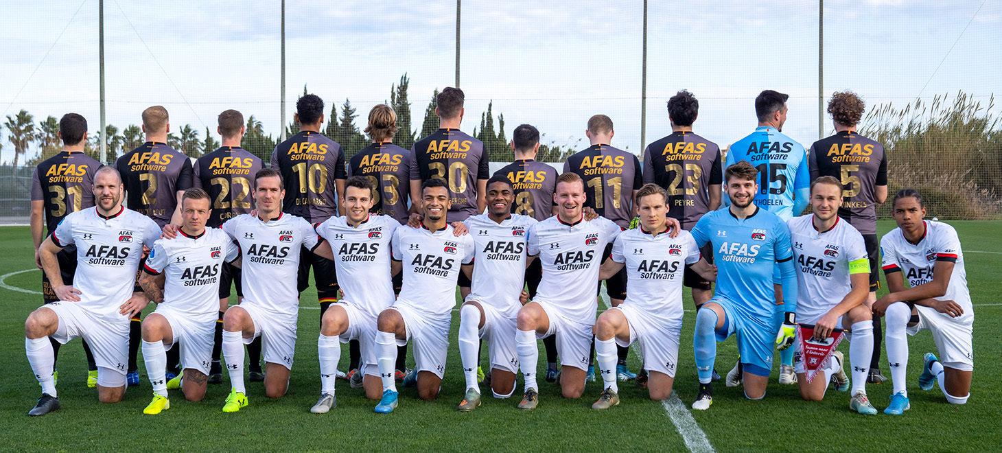 AZ - KV Mechelen in beeld