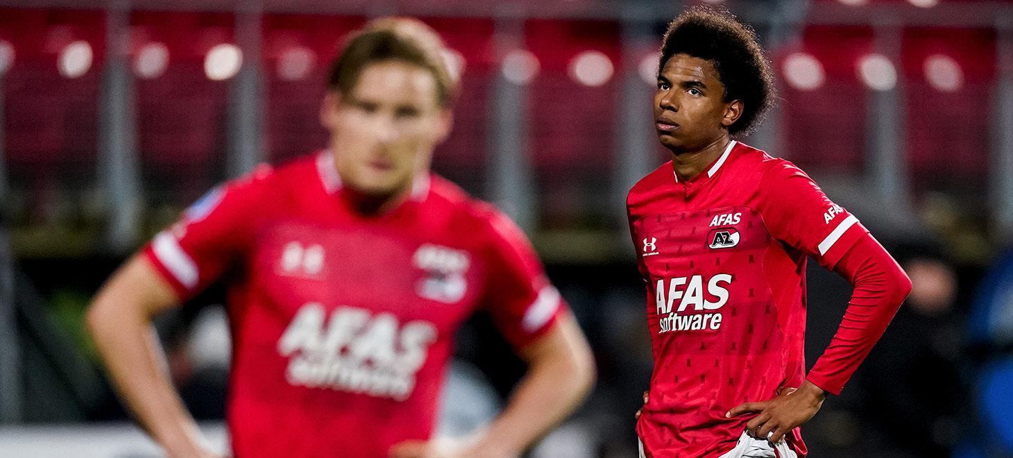 Eredivisie 第19節 AZ - Willem II戦試合レポート