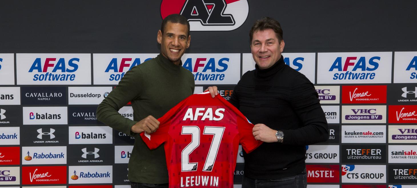 AZ sign Leeuwin