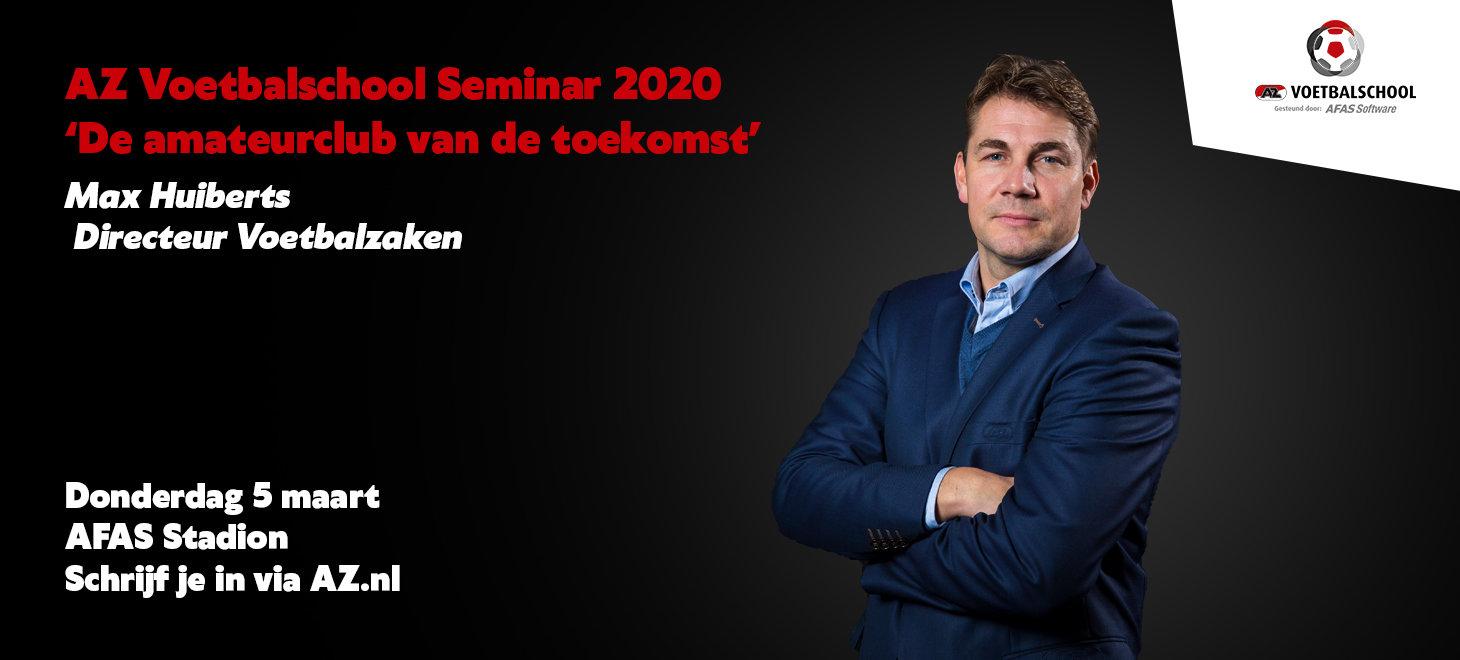 Huiberts trapt AZ Seminar af