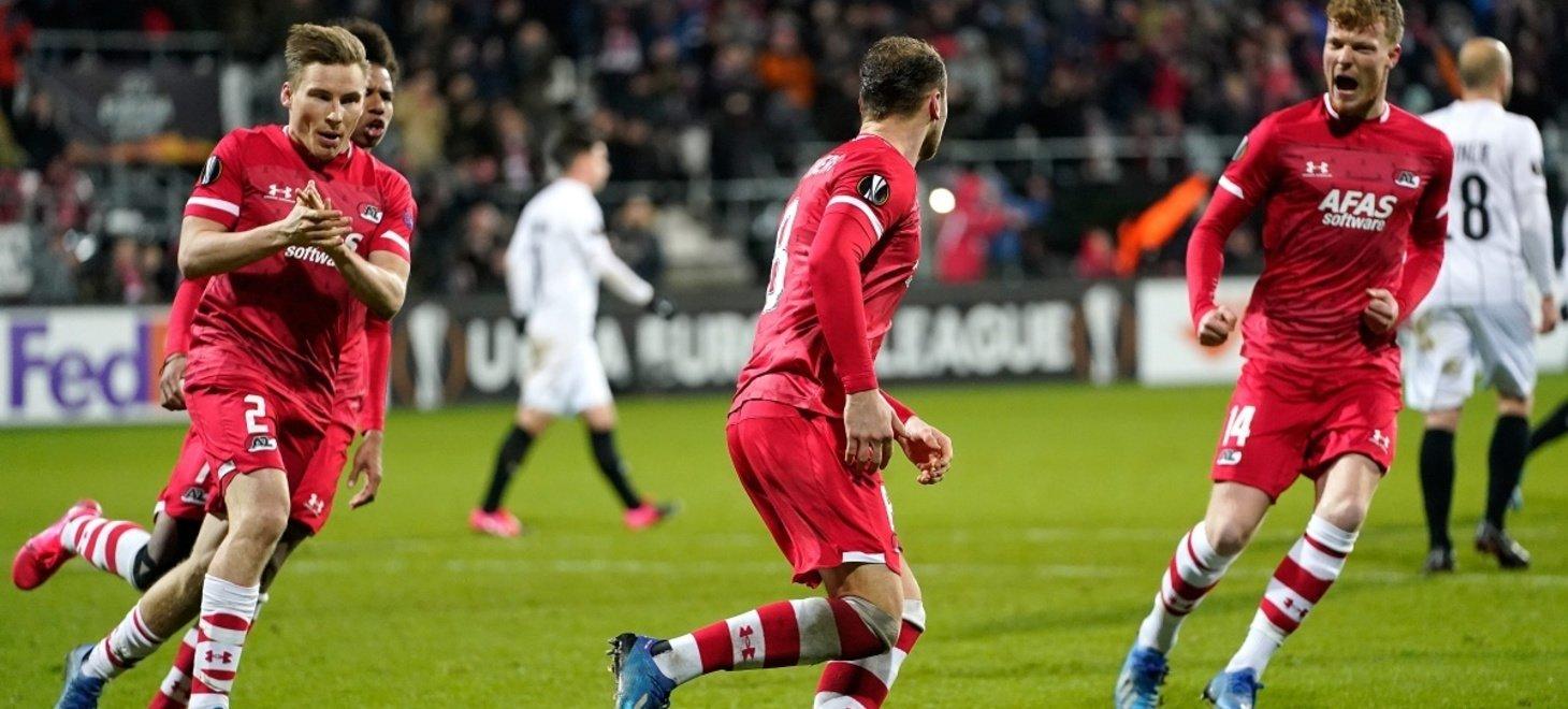 A Europa League draw