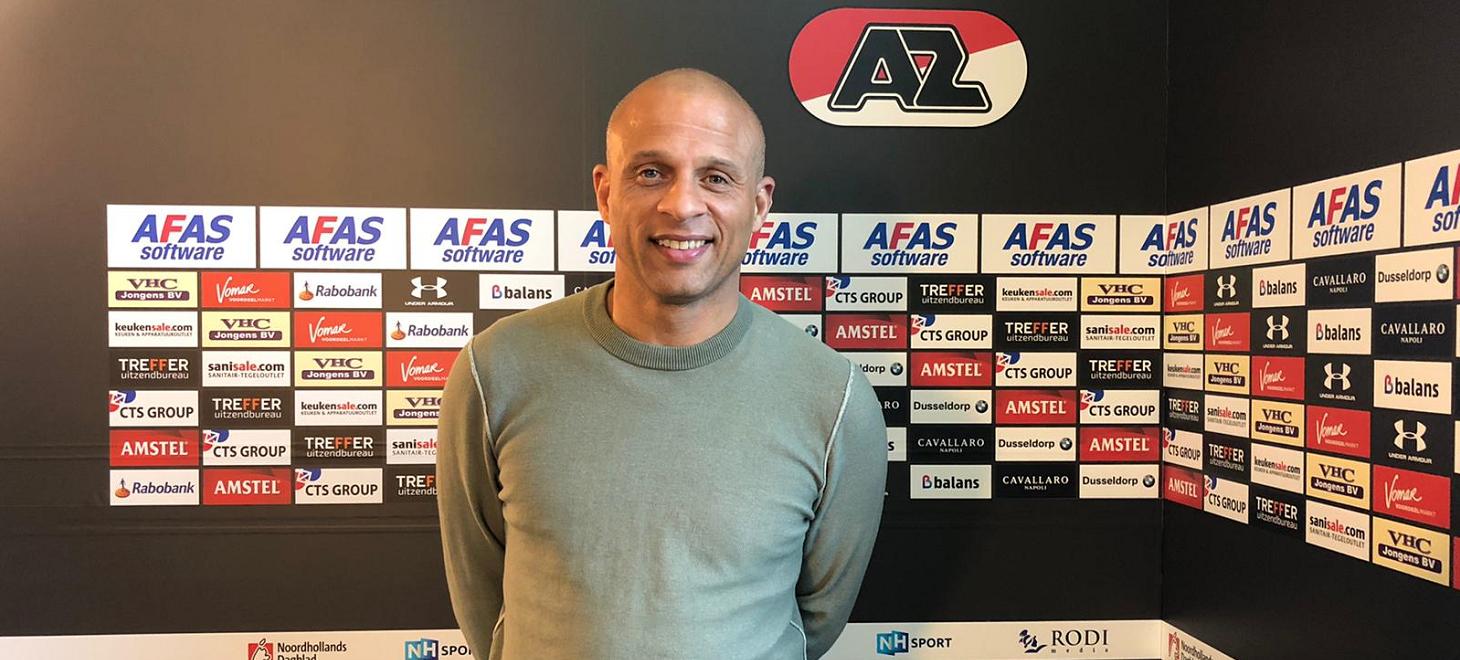 Goudmijn assistent-trainer Jong AZ