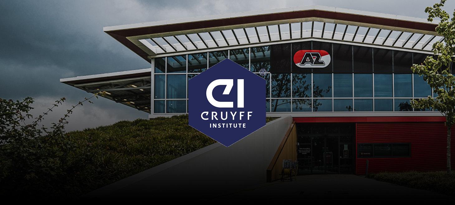 AZ-trainers volgen Cruyff-master