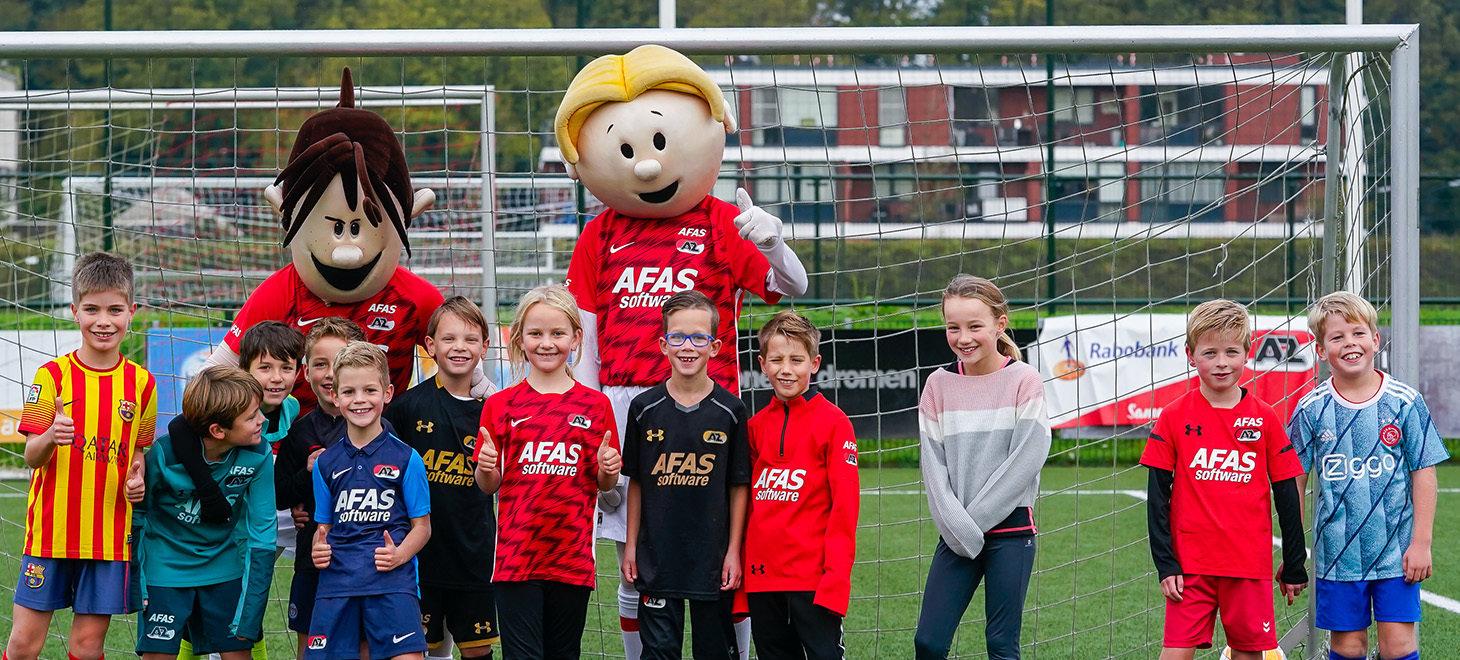 AZ Fungames van start bij HSV Heiloo