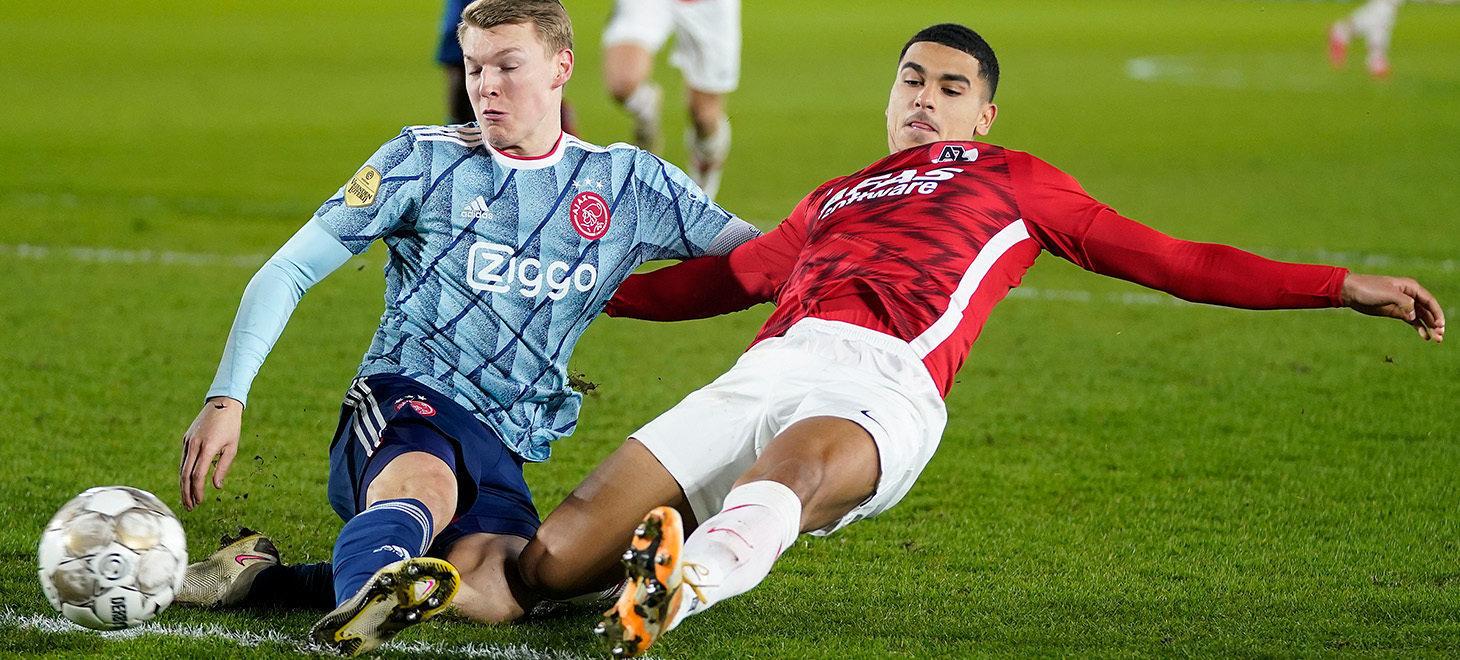 AZ exits cup after defeat to Ajax