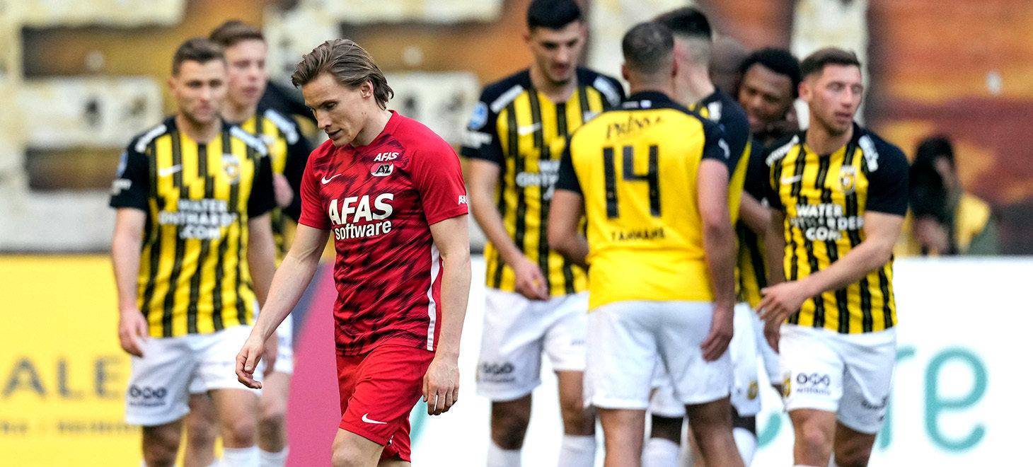 Eredivisie第24節 Vitesse-AZ戦 試合レポート