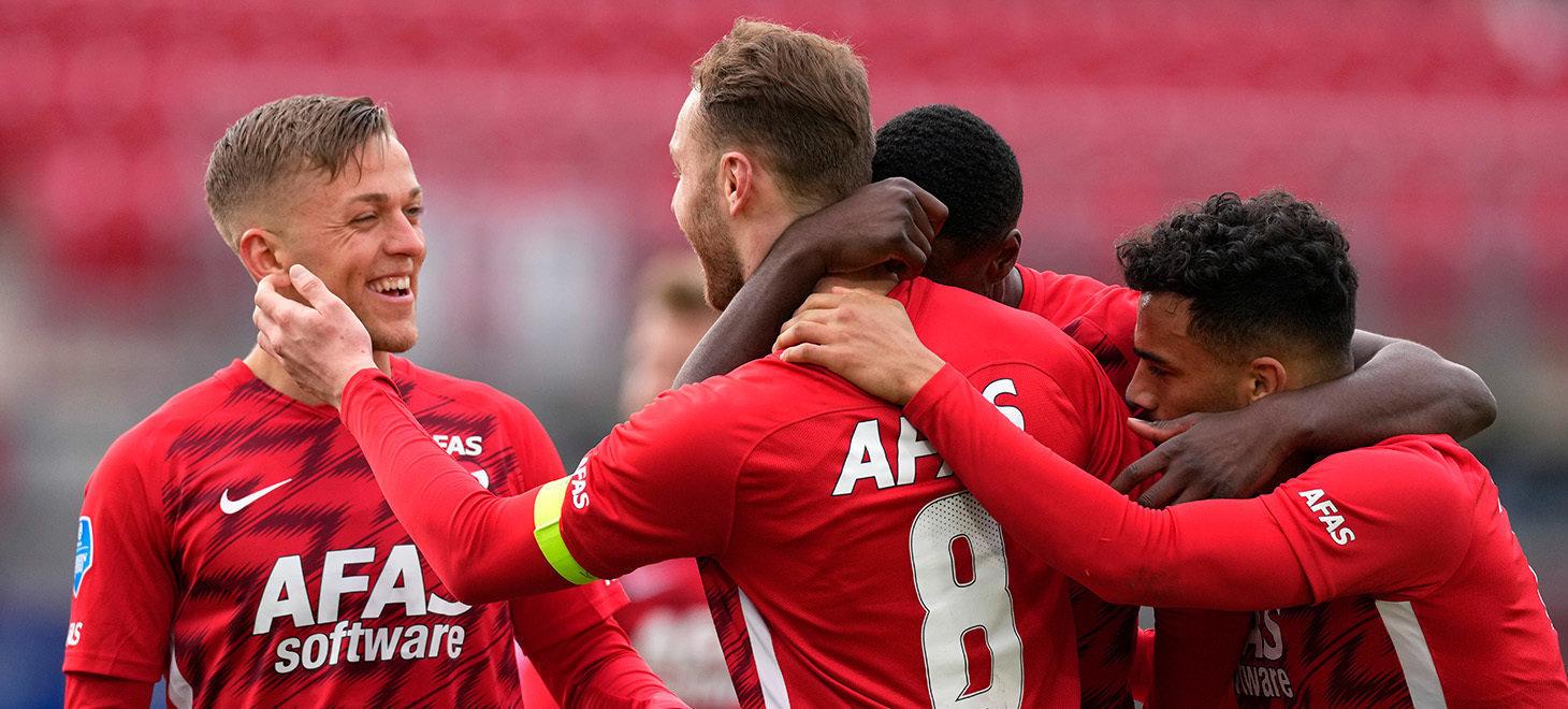 Eredivisie 第27節 AZ-PSV戦 試合レポート