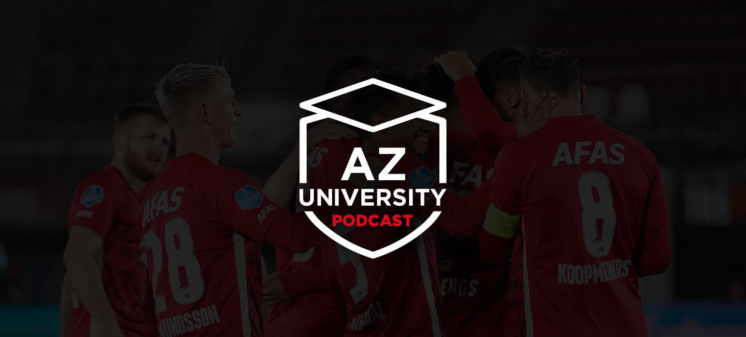 AZ University lanceert podcast