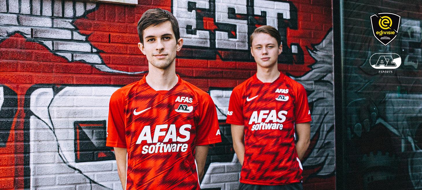 AZ eSports pakt stijgende lijn