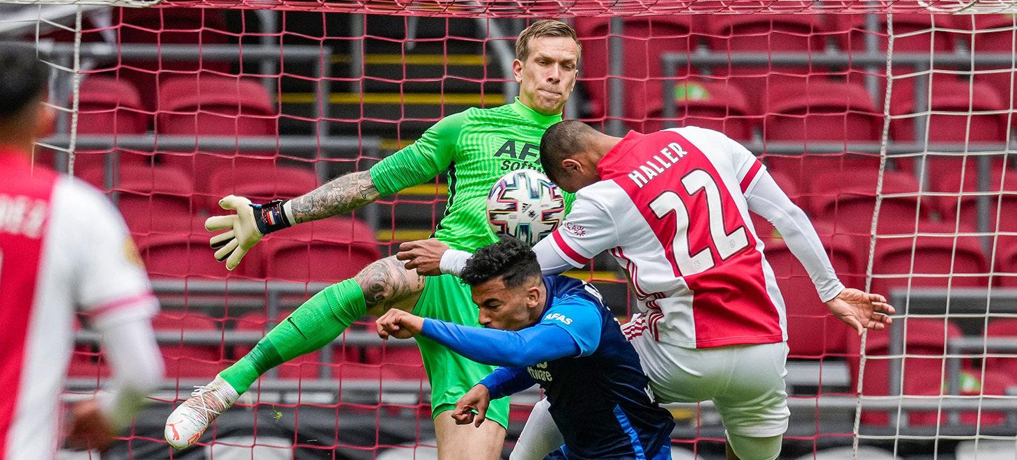 Eredivisie 第30節 Ajax-AZ戦 試合レポート