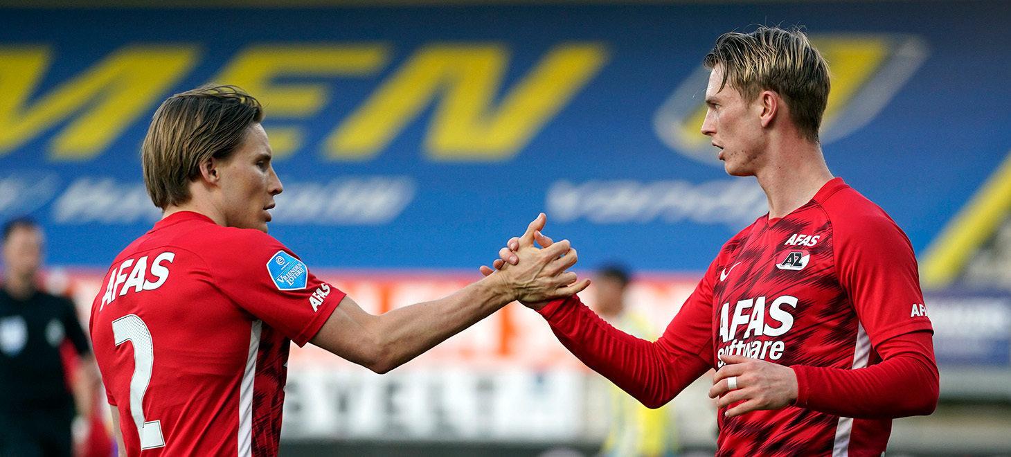 Three points in Waalwijk