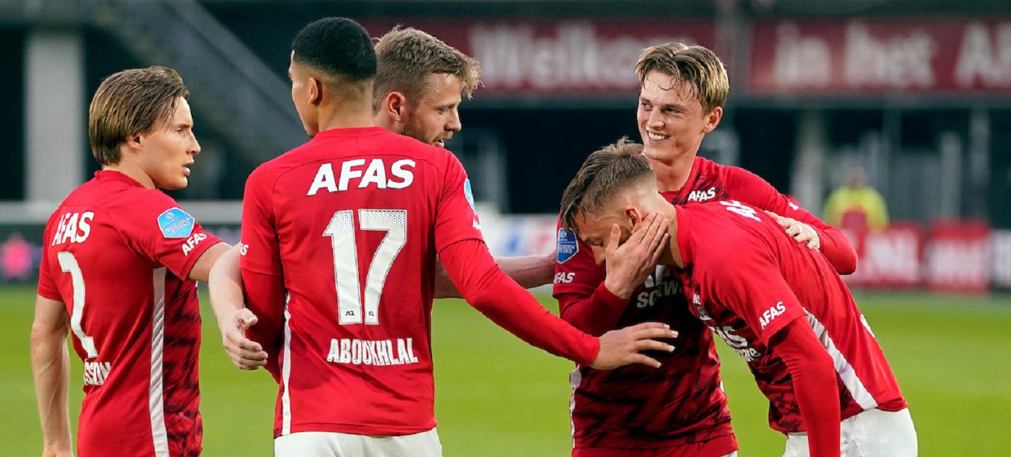 Eredivisie 第32節 AZ-Fortuna Sittard戦 試合レポート