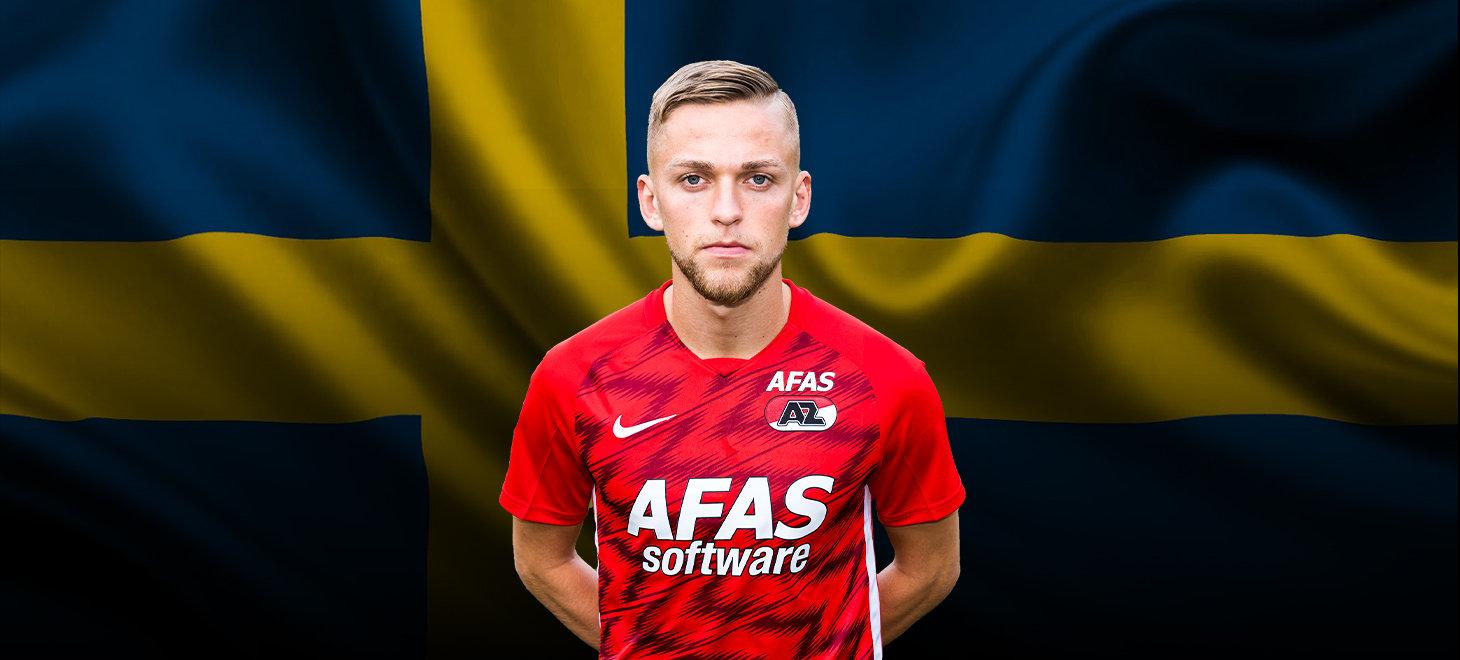 Karlsson in backup-team Zweden (update)
