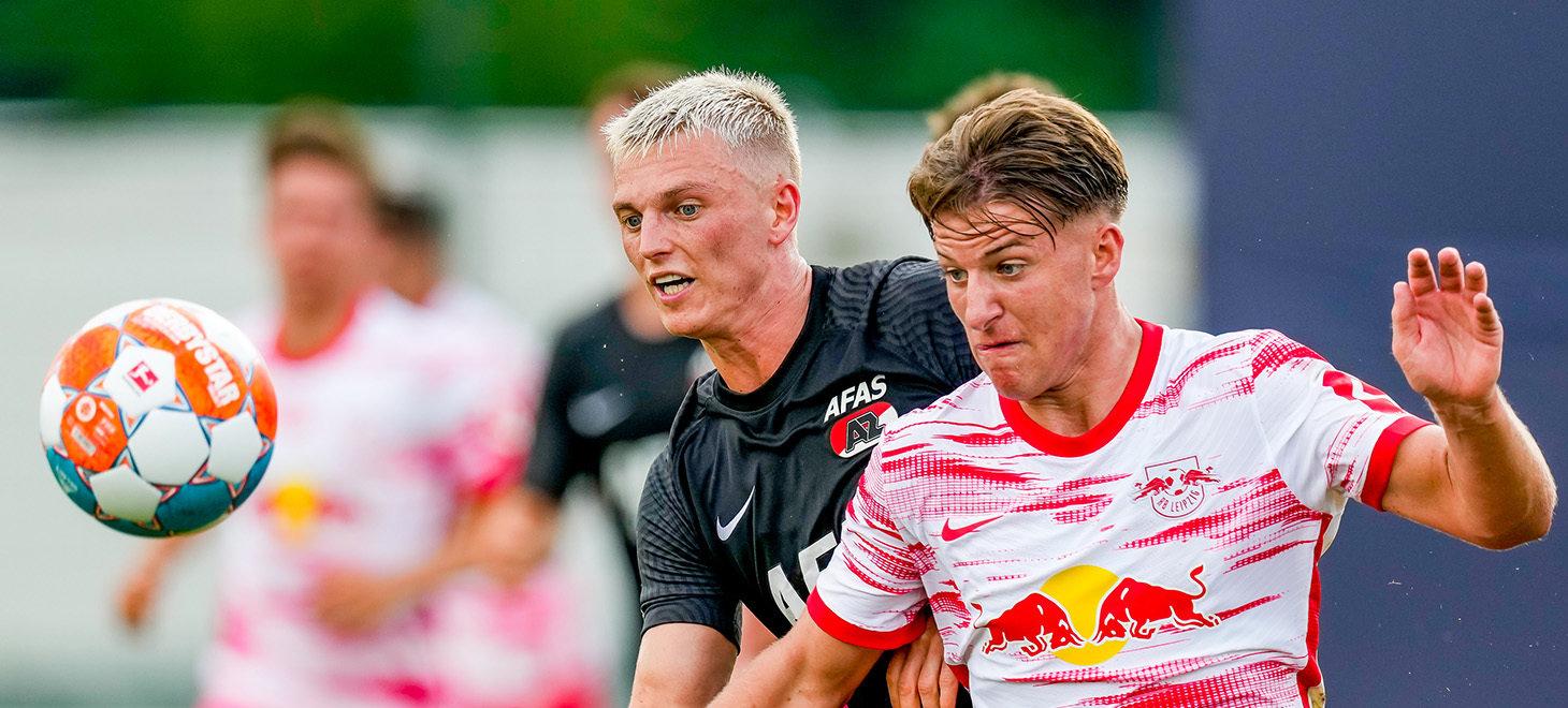 AZ erkent meerdere in RB Leipzig