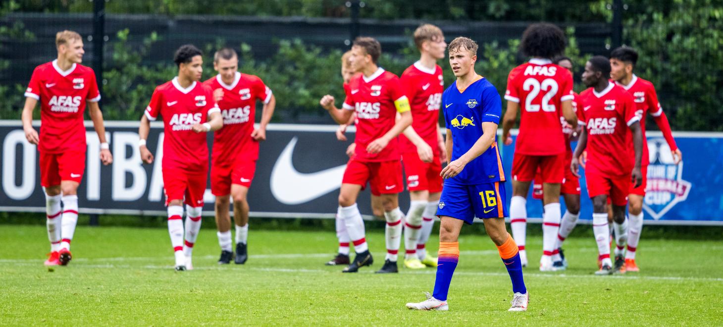 Jong AZ wint Future of Football Cup