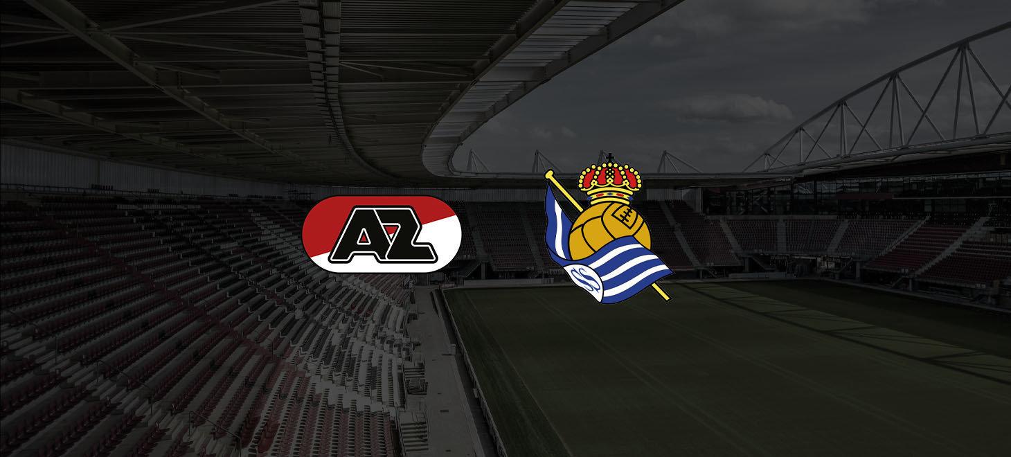 Dagprogramma AZ - Real Sociedad