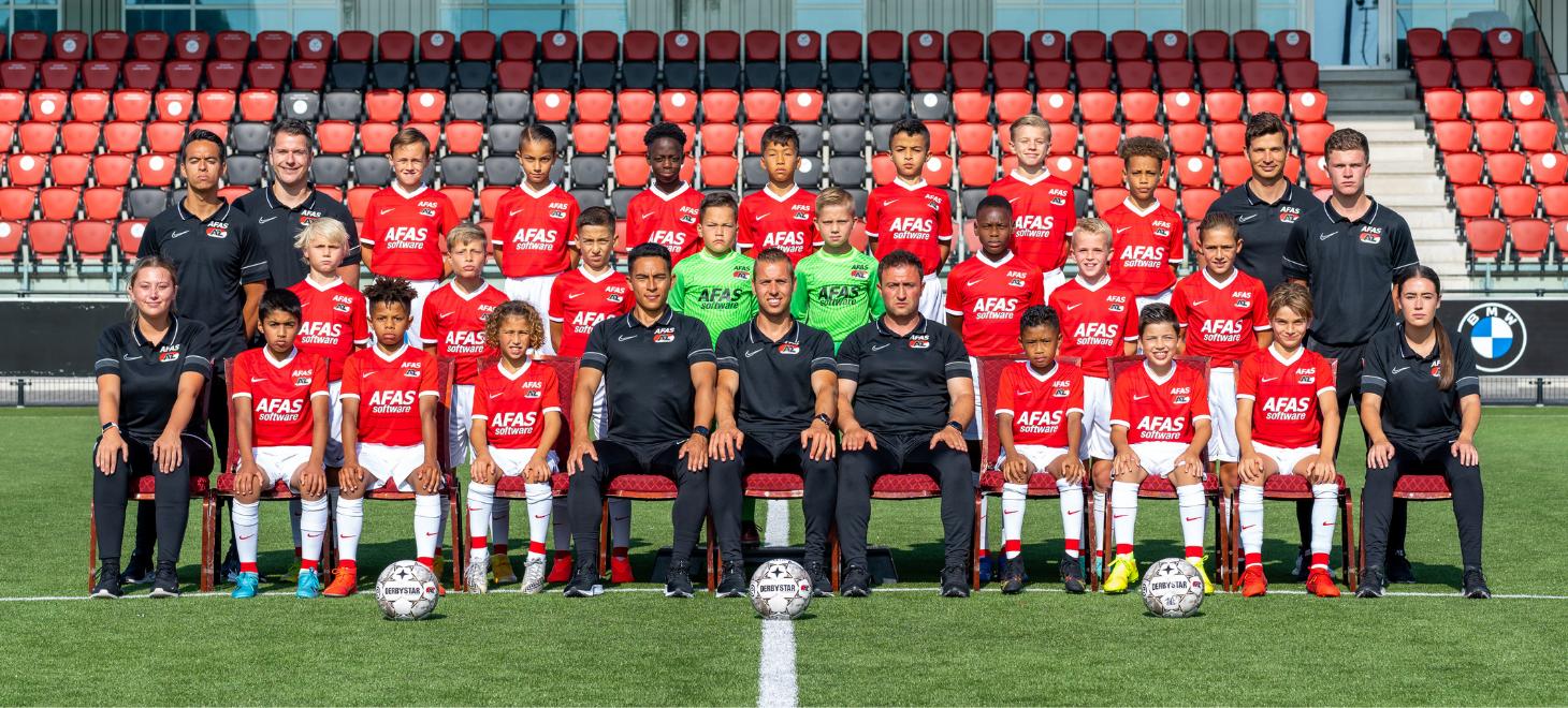 AZ Onder 11 wint in Nijmegen