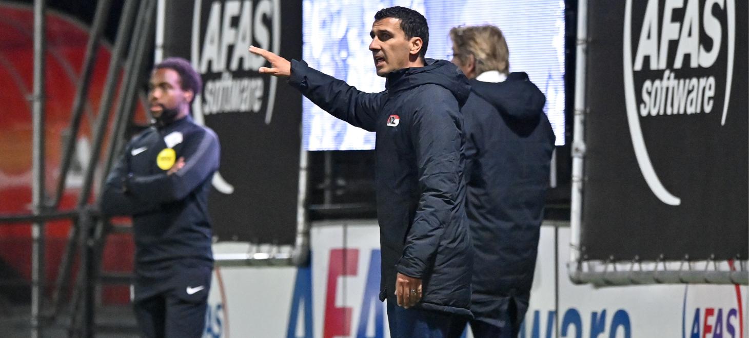 Martens Beste Trainer van Eerste Periode