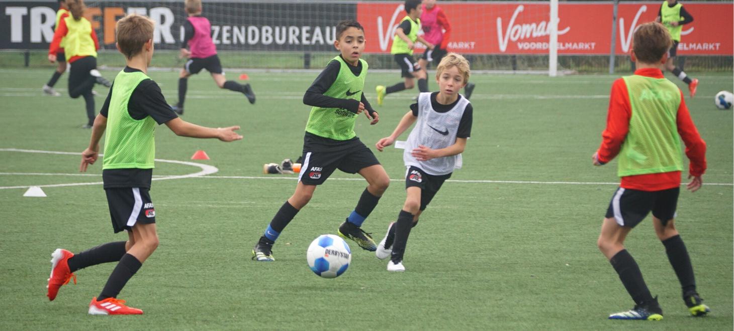 Hoog niveau op Voetbalschool Toernooi: 'Zand mijn favoriet'