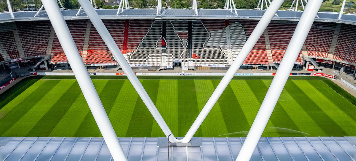 Ontdek het vernieuwde AFAS Stadion in de herfstvakantie