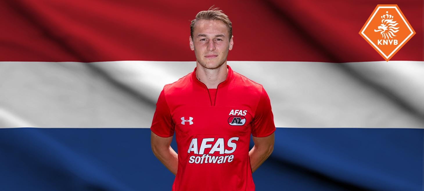 Koopmeiners in selectie Jong Oranje
