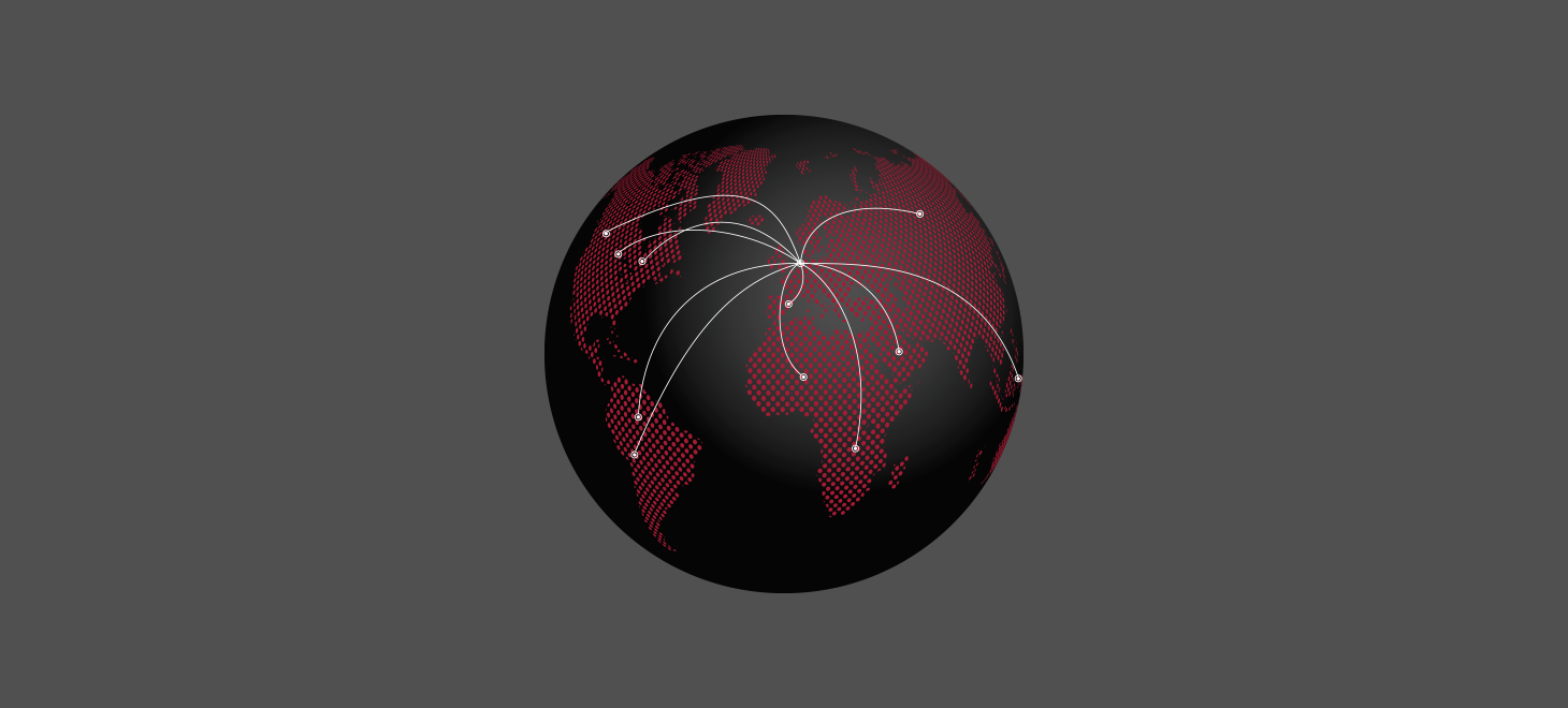 Overzicht internationals