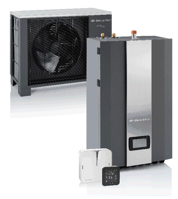 <h3>HP-S warmtepomp</h3> <p>Onze lucht/water warmtepomp-range.</p>
