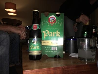 Park winterbier