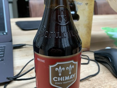 CHIMAY ROOD TRAPPISTAS