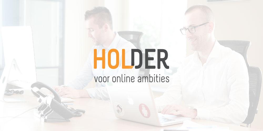 Holder Blog