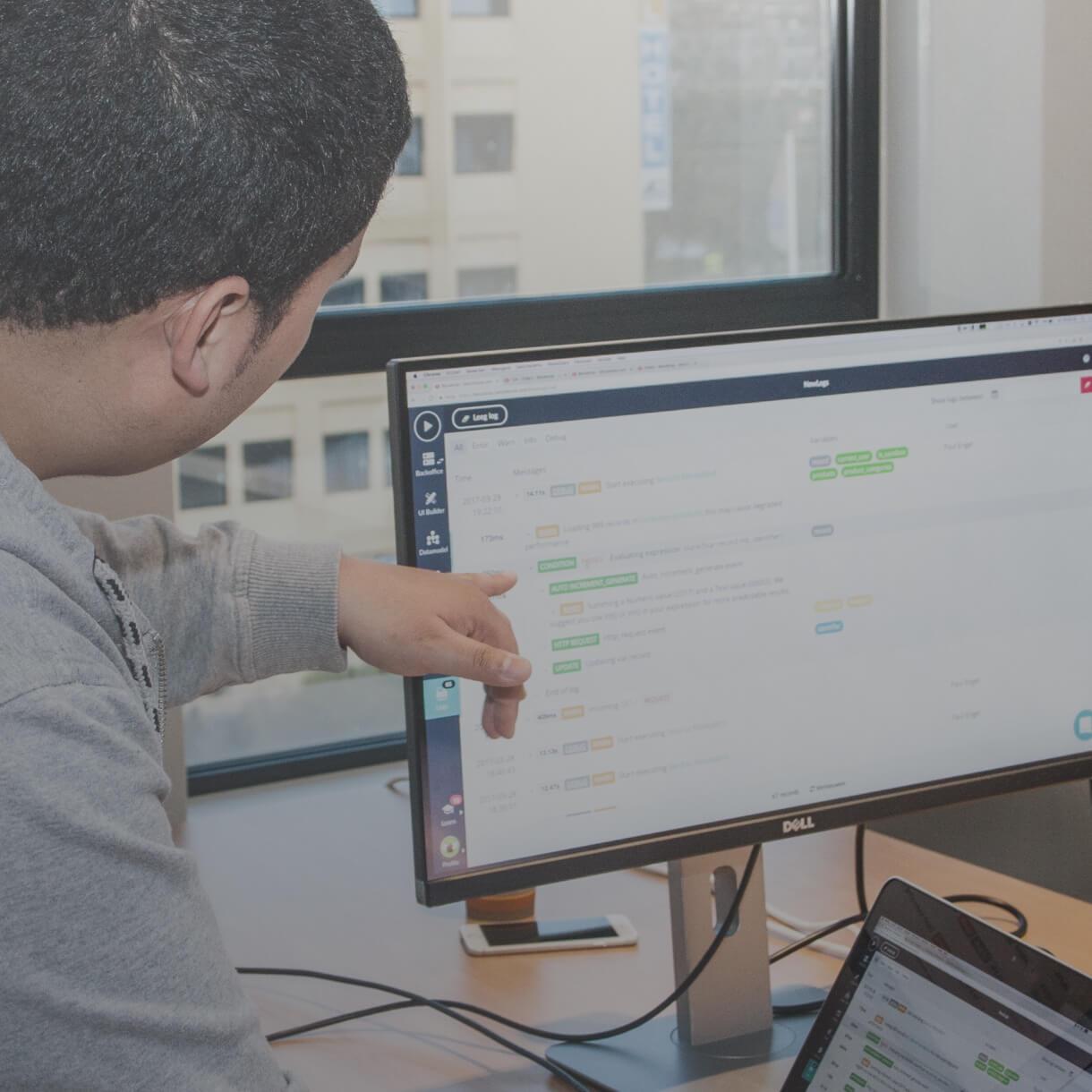 Sneller applicaties ontwikkelen met een RAD-platform | Holder